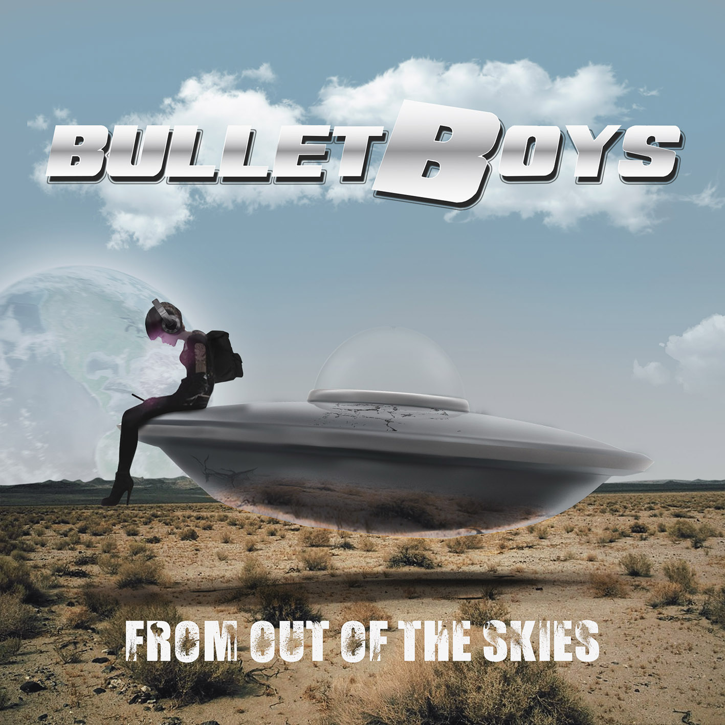 BULLETBOYS – FROM OUT OF THE SKIES