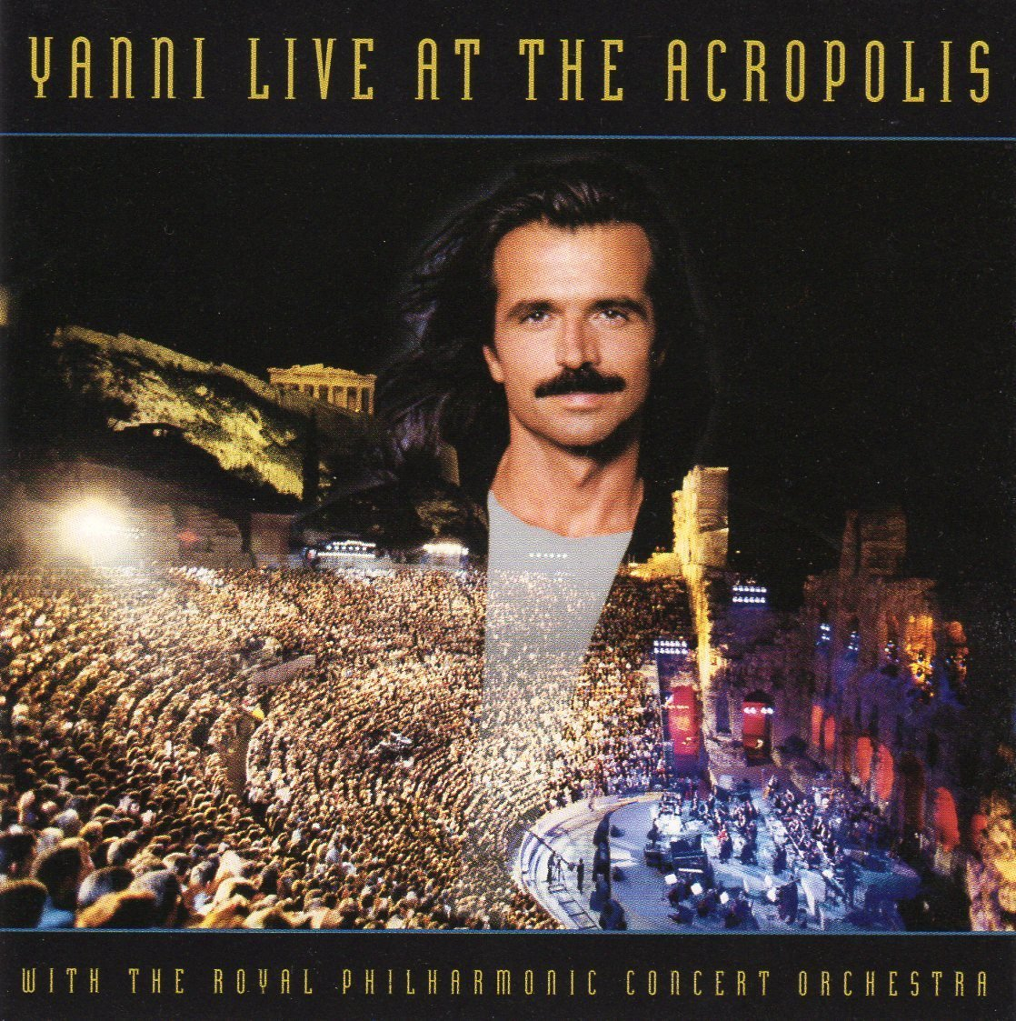 YANNI – LIVE AT THE ACROPOLIS