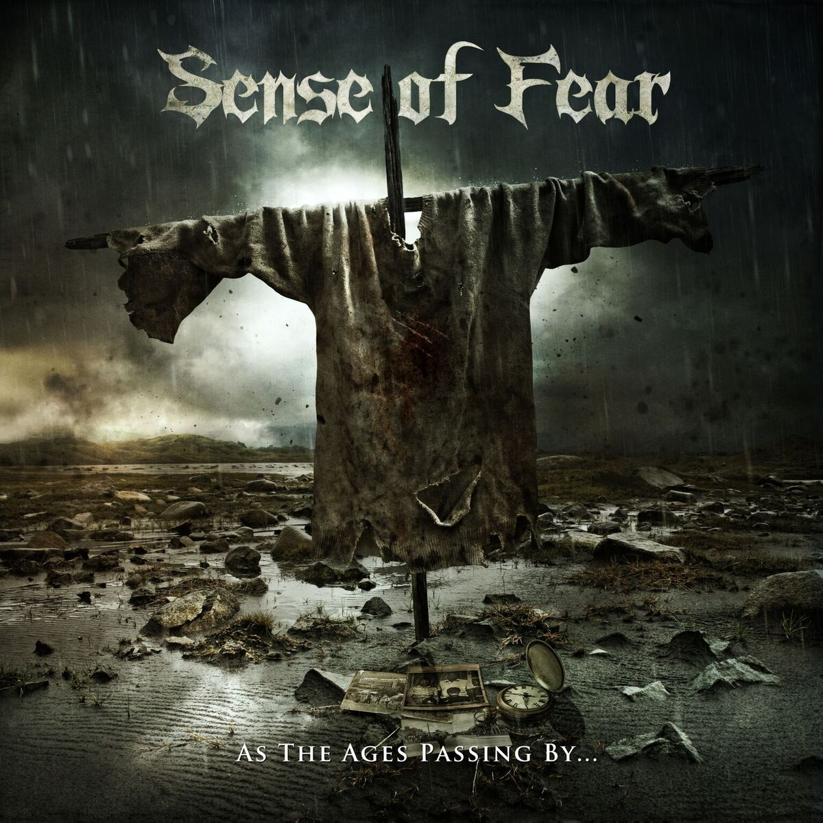 Sense Of Fear – As The Ages Passing By…