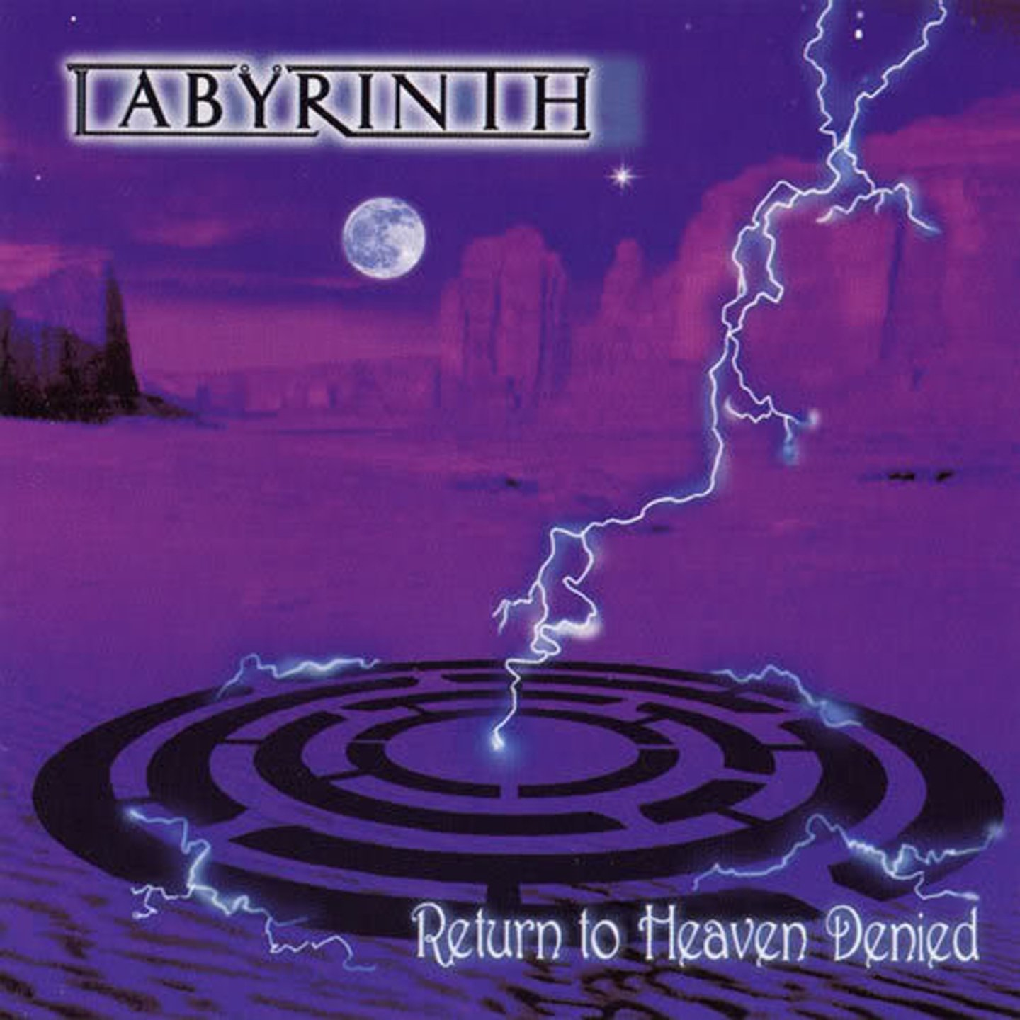LABYRINTH – RETURN TO HEAVEN DENIED